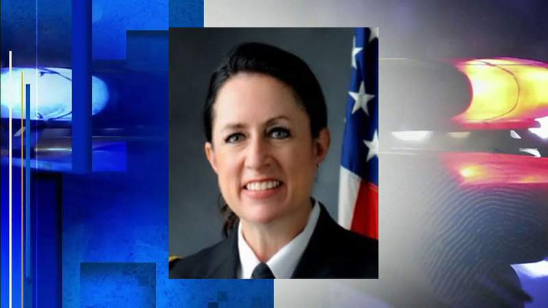 Heather R. Morris, the former internal affairs Cmdr. at the Houston Police Department, becomes the first woman to serve as the Miami Police Department's deputy chief of police.