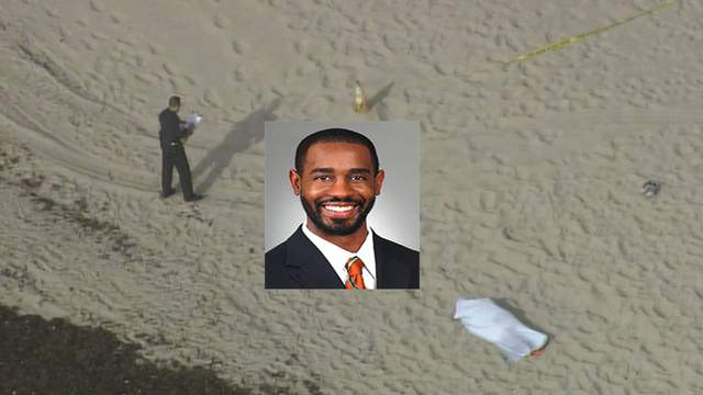 The body of federal prosecutor Beranton J. Whisenant Jr. was found May 24 on the beach in Hollywood.