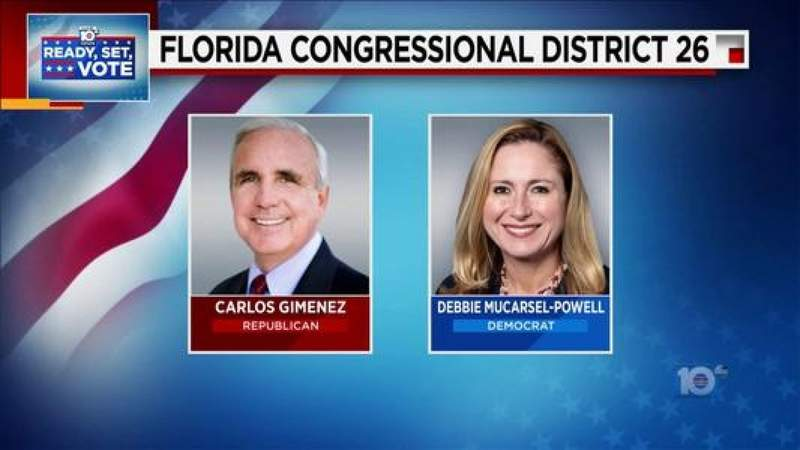 Race for Florida Congressional seat could be a close one