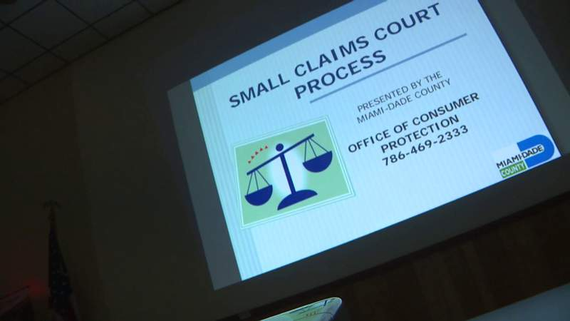 Small claims court now includes cases up to $8,000