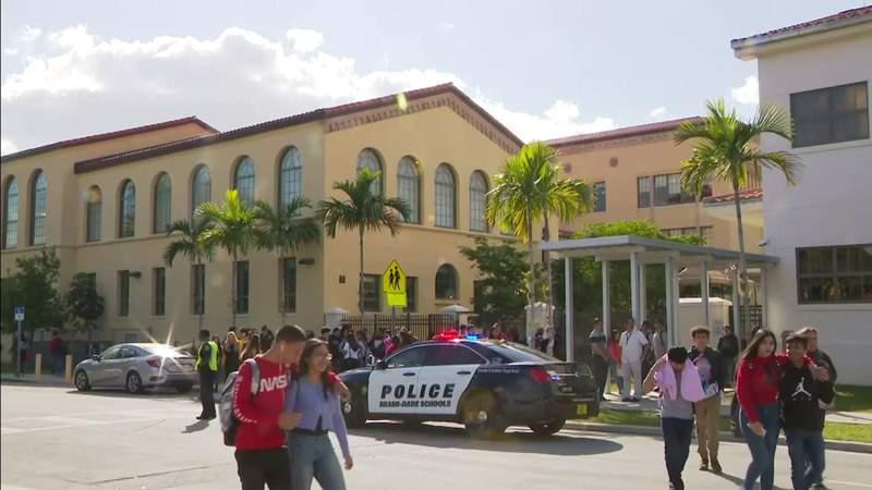 Coronavirus cases confirmed at 360+ schools across South Florida