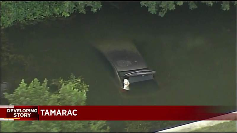 Investigators looking into man's death after car, body discovered in canal