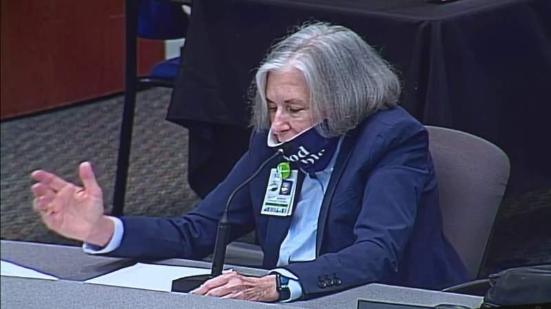 Broward School Board and Barbara Myrick finalize separation
