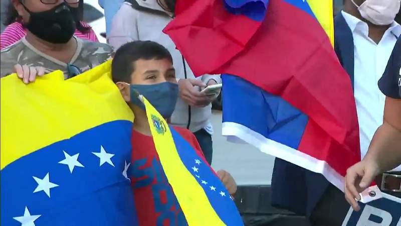Biden revived Venezuelans' hope for Maduro's removal, Guaidó's envoy says