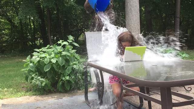 Screenshot from video via The Holderness Family YouTube channel.