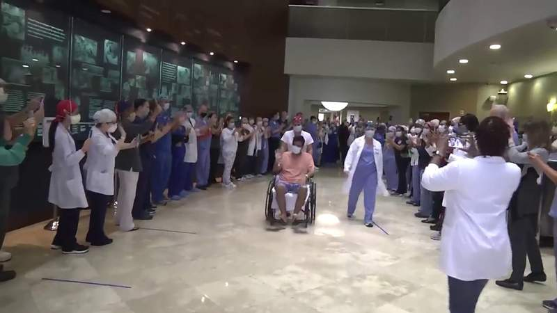 Fort Lauderdale hospital uses new technology to treat man with COVID-19
