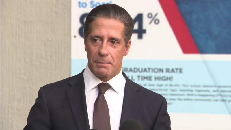 Miami-Dade County Schools Superintendent says graduations will be held in person this year