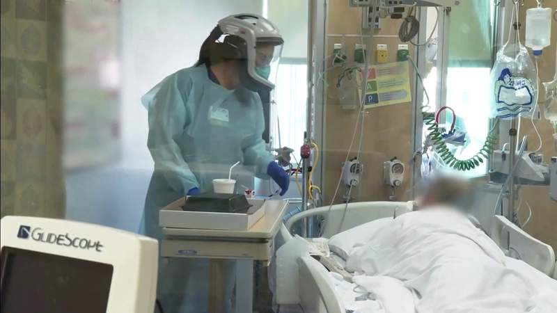 Florida COVID-19 cases and hospitalizations rise to concerning levels