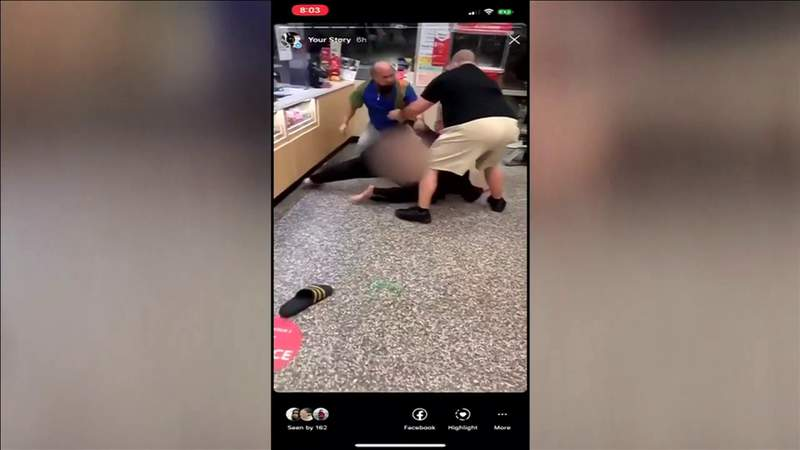 Man who recorded viral Wawa scuffle shares his story