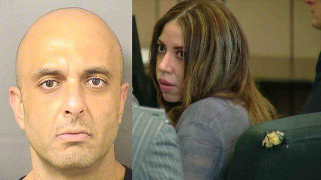 Mohamed Shihadeh, who was once Dalia Dippolito's lover and a police informant in her 2009 murder-for-hire plot, was arrested on charges of aggravated cyberstalking and written threats to commit bodily injury.