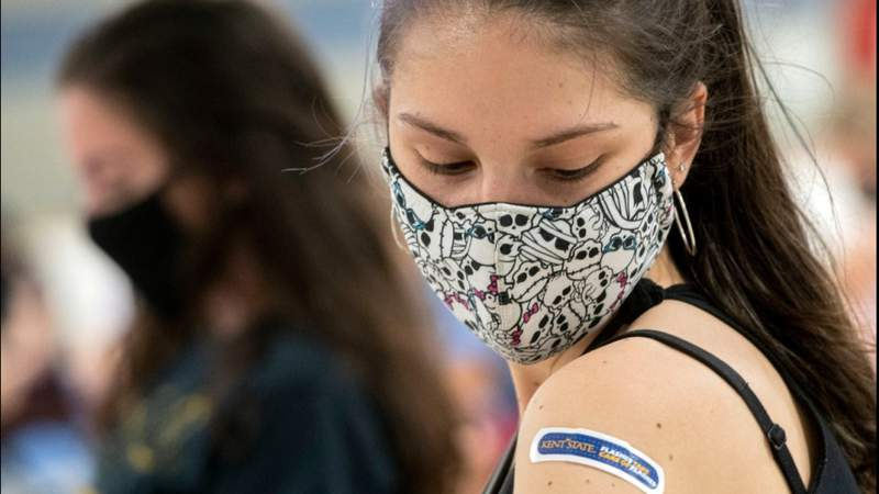 Fully vaccinated people can largely ditch masks, CDC says