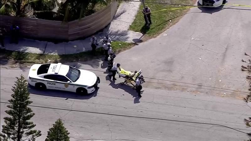 Man injured during shooting in Miami-Dade's Pinewood area