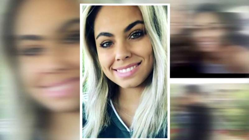 Loved ones gather at site of wreck where rollerblader struck