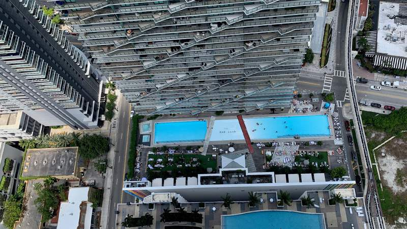 Miami-Dade County is allowing condominiums to reopen pools on Monday.