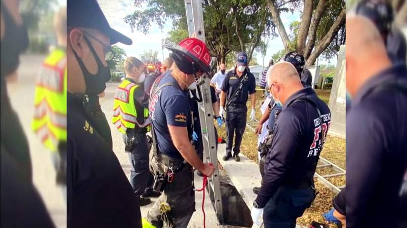 New details released after naked woman pulled from storm drain