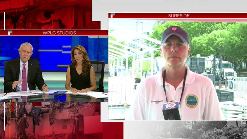 This Week In South Florida: Surfside Mayor Charles Burkett talks about building collapse