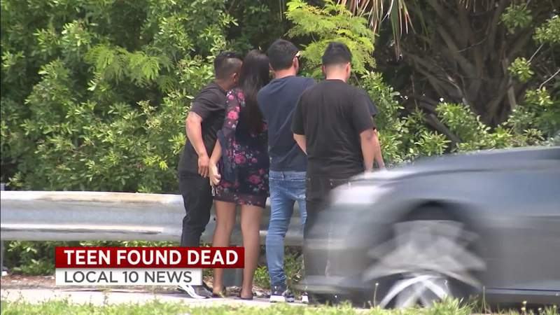 Missing teenage girl turns up dead; Miami officers suspect hit-and-run crash