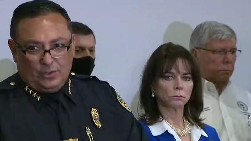 El jefe de policía intensifica las patrullas durante 90 días en algunos vecindarios de Miami