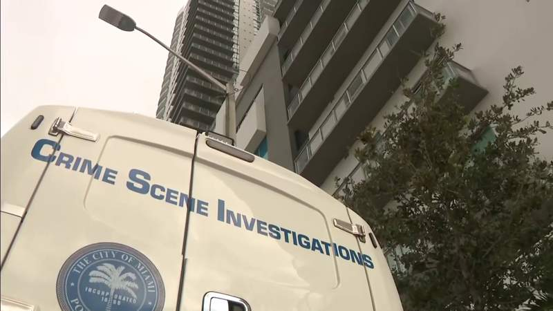 Death investigation continues in Miami's Edgewater neighborhood