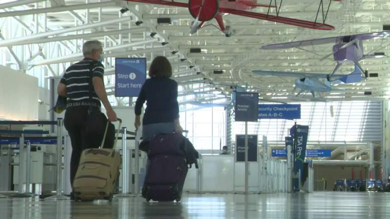 When will travel pick up again? People are itching to go, but airports remain quiet.