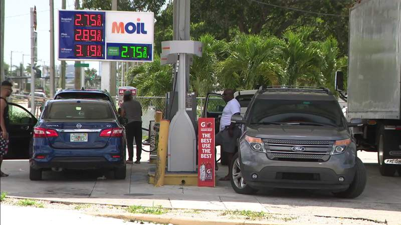 Floridians shouldn't buy gas in a panic, our supply is fine