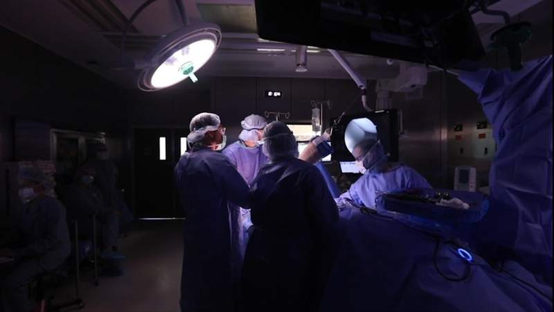 Outpatient spinal surgery now available at this hospital