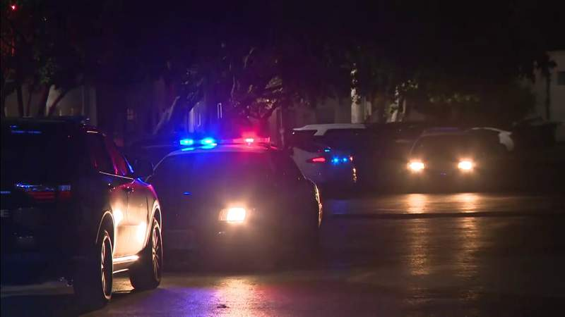 Two people including juvenile shot in Opa-locka