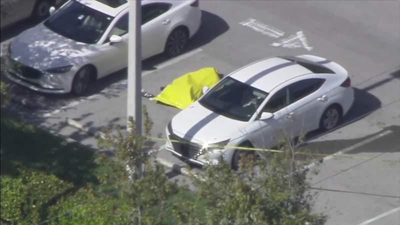 Man shot dead after fleeing Broward deputies