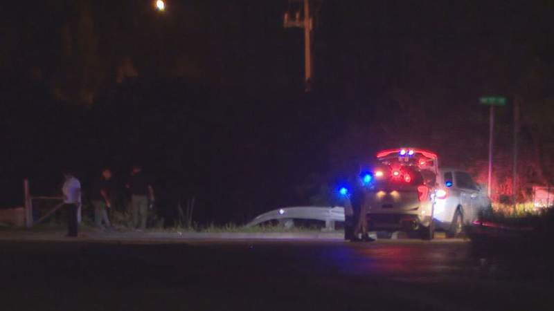 Miami-Dade detectives investigate a man's death on Thursday night in an industrial area west of Doral.