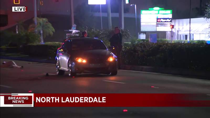 Woman killed in North Lauderdale hit-and-run