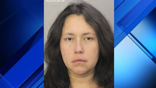 Carolina Buitrago was found asleep in the driver's seat of her parked car while her two children were sitting in the back seat, police say.