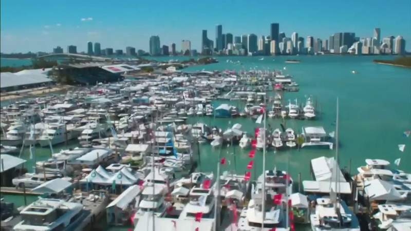 A major boat show is returning to Miami Beach, but residents fear another chaotic weekend