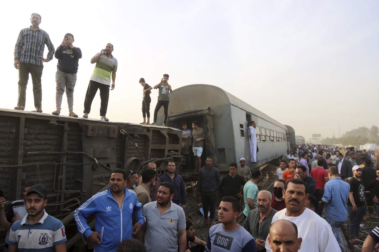 Egipto dice 11 muertos