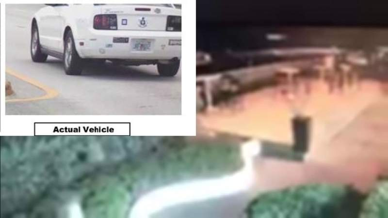 Police searching for Ford Mustang that hit woman, left her for dead on road in Fort Lauderdale Beach
