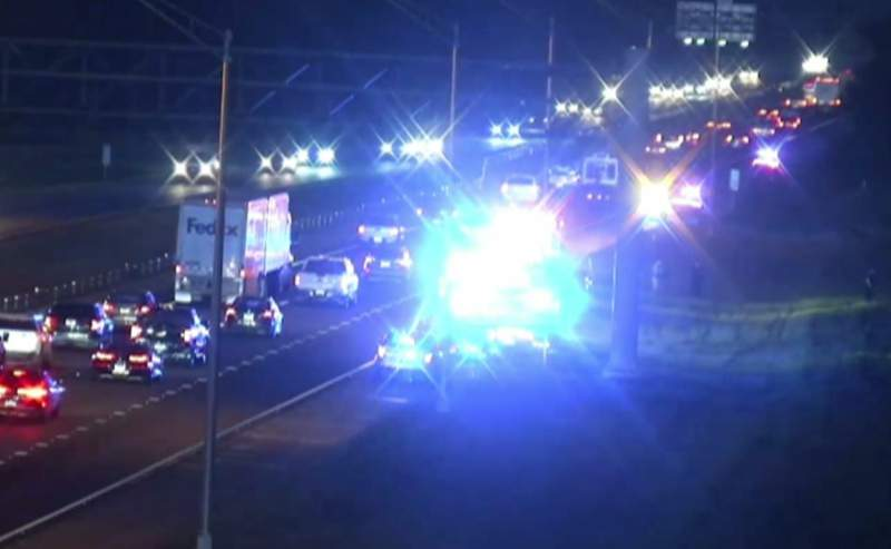 An FHP trooper is injured in an altercation with a driver who crashed on SR-528 in Orange County, officials say.