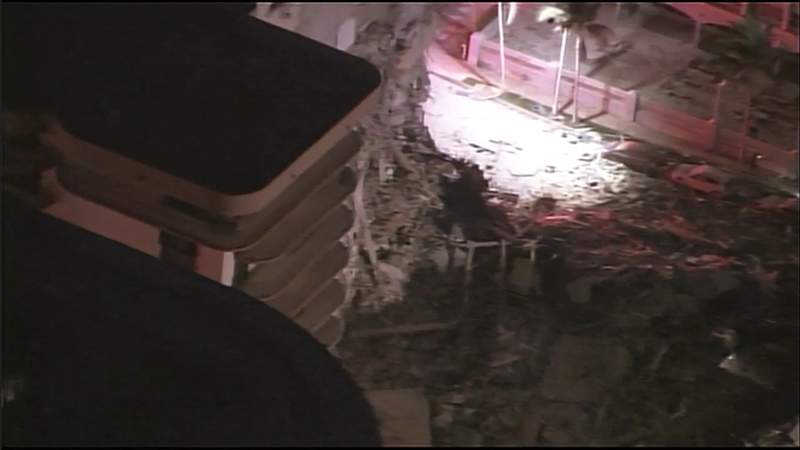 Surfside building collapse death toll increases to 97, police say
