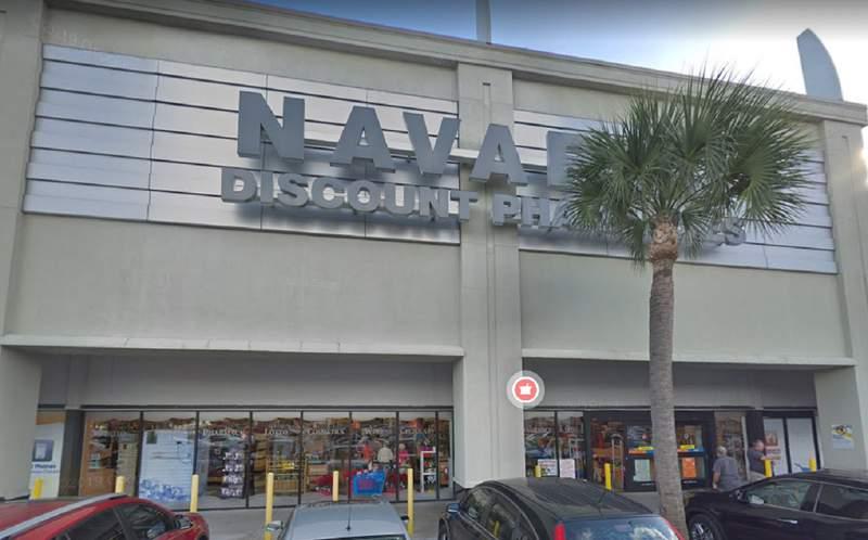 Navarro Discount Pharmacy in Hialeah.