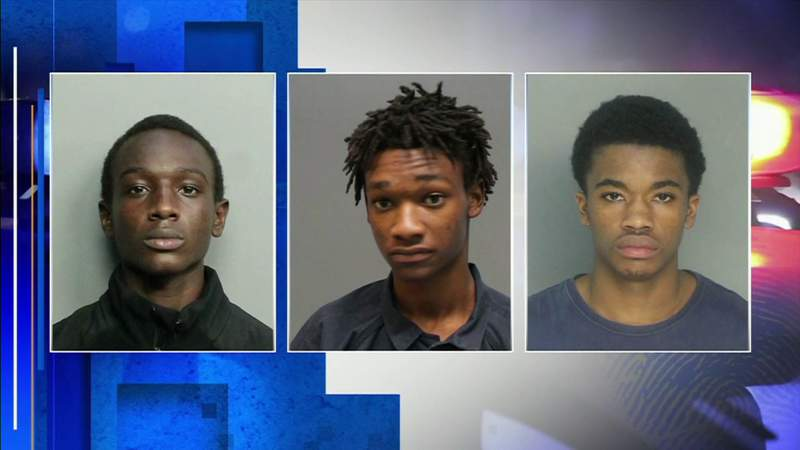 Teens at Hookah Inn charged in separate shooting Sunday morning, police say