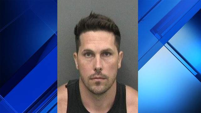 Alex Hull, 31, is accused of having inappropriate relationships with two students at the middle school where he worked.
