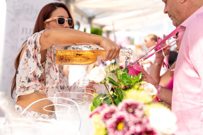 Seaglass | The Fort Lauderdale Rosé Experience is making its return to Fort Lauderdale Beach.