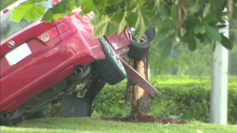 Woman killed after being shot multiple times following Pompano Beach crash