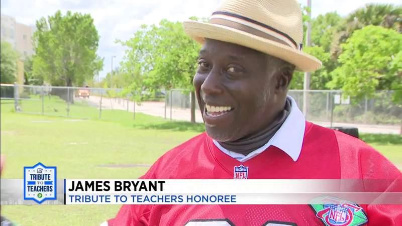 Tribute to Teachers: James Bryant shines at Hialeah Gardens High School
