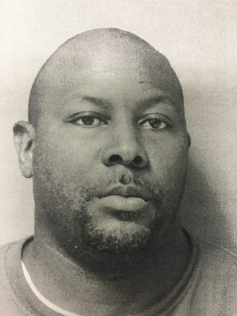 """This undated photo provided by the West Baton Rouge Parish Sheriffs Office, in Louisiana, shows Officer Nolan Dehon III. Police video shows Dehon using a stun gun on a handcuffed 67-year-old man sitting on a patrol car's back seat and then saying, Scream again."""" Dehon was arrested on charges of malfeasance in office and aggravated battery, Port Allen Police Chief Corey Hicks told news agencies earlier in April 2021. He faces a May 5, 2021, termination hearing before the Port Allen City Council, news outlets have reported. (West Baton Rouge Parish Sheriffs Office via AP)"""