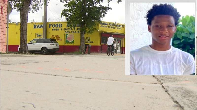 Police still searching for teen's drive-by killer