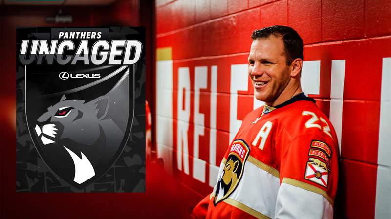 Florida Panthers VP of Business Operations Shawn Thornton is the man behind the team's popular new behind the scenes show Panthers Uncaged.