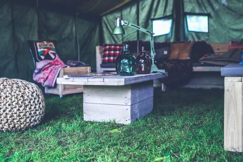 Camping trip, anyone?