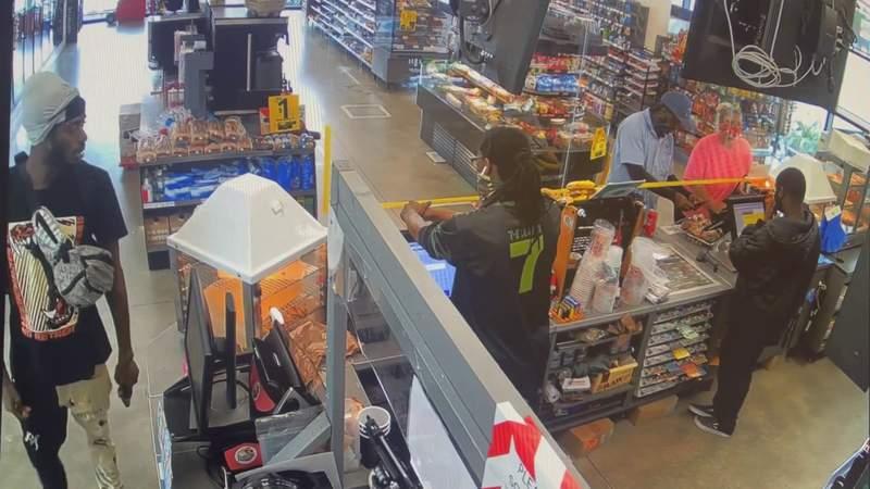Customer threatens 7-Eleven employee with gun when told restrooms locked