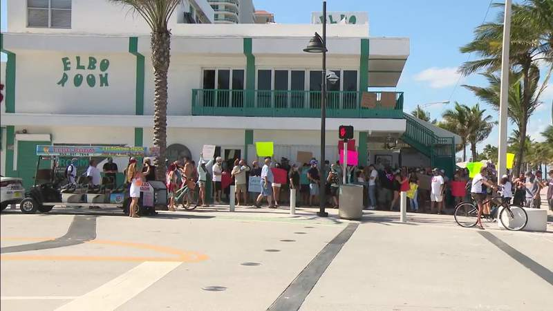 Owner of Fort Lauderdale's Elbo Room upset, anxious to reopen