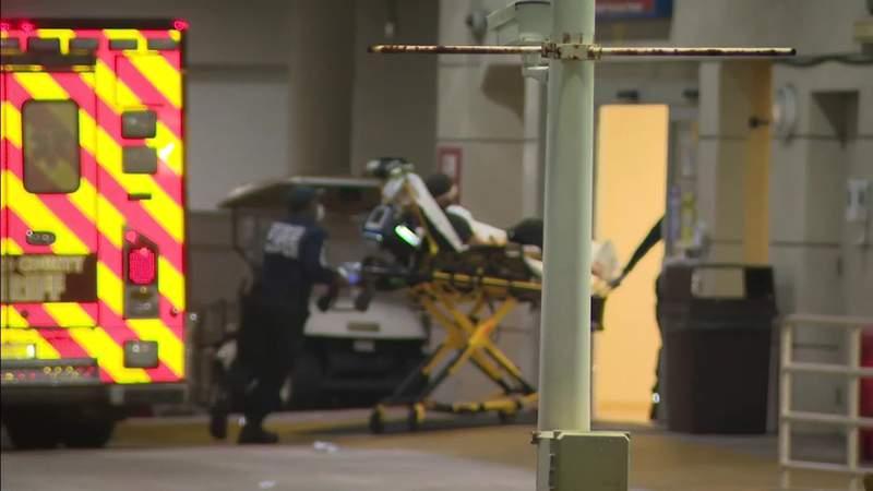 Emergency rooms get selective amid coronavirus pandemic demand