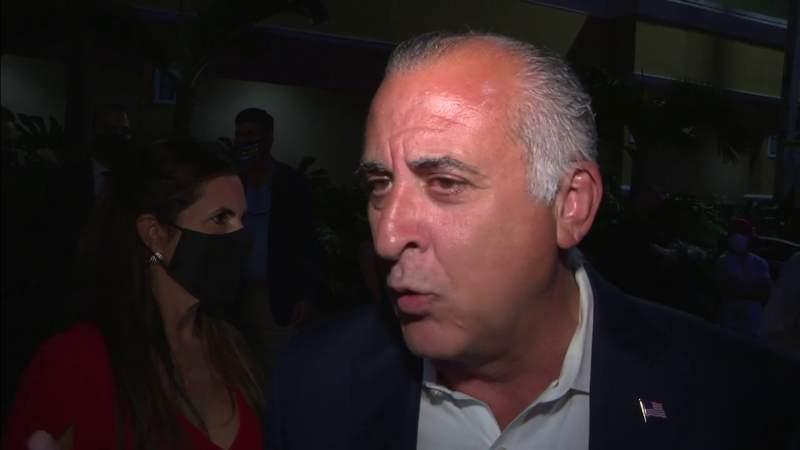 "Esteban ""Steve"" Bovo defeated in race for Miami-Dade County Mayor"